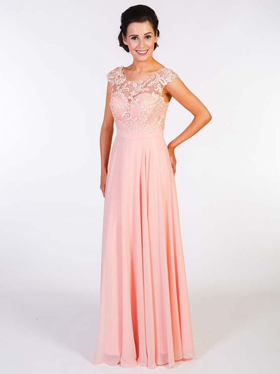 Prom Frocks Blush Prom Dress