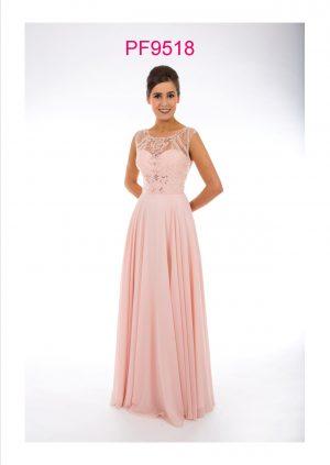Blush Prom Dresses & Peach Prom Dresses