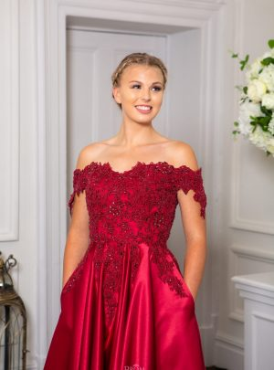 Red Prom/Evening Dresses